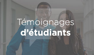 T�moignages d'�tudiants