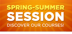 Spring-Summer courses