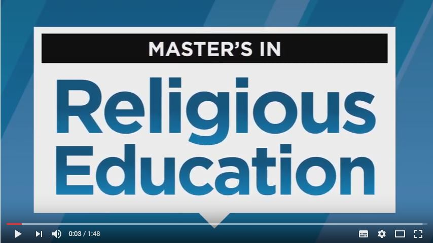 Master of Divinity - Eastern Christian Studies of Saint Paul University