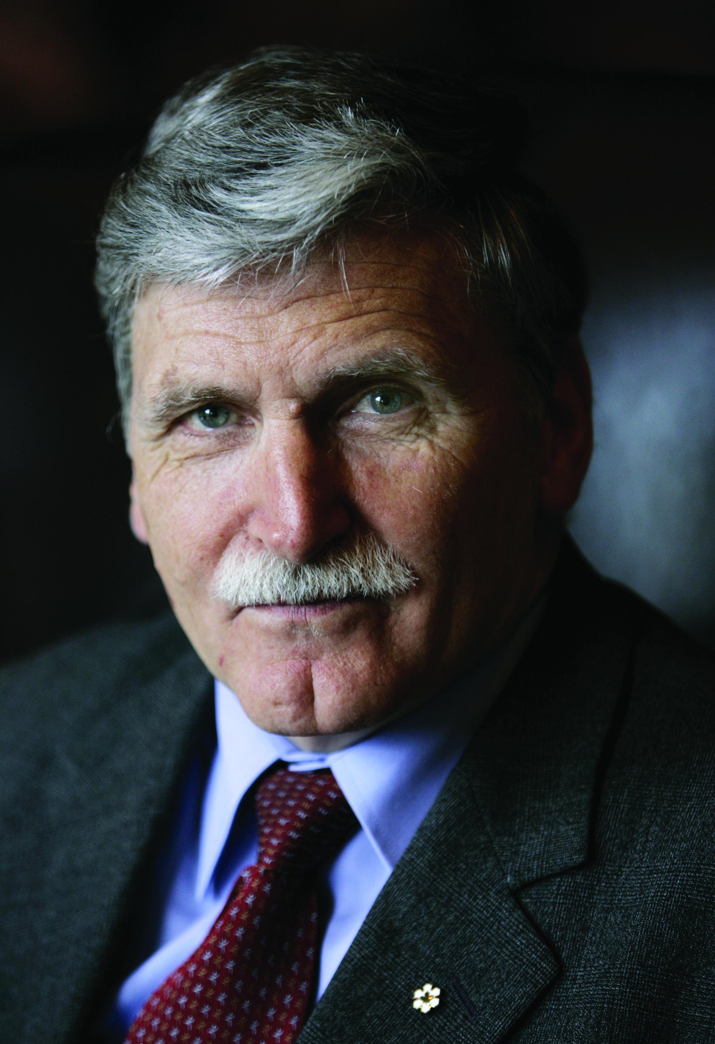 Lieutenant-général retraité Roméo Dallaire