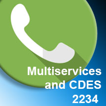 CALL MULTISERVICES AND CDES