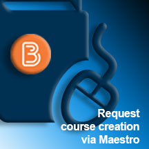 REQUEST COURSE CREATION MAESTRO
