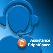 ASSISTANCE BRIGHTSPACE