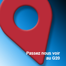Passer nous voir au G20