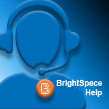 BrightSpace Help