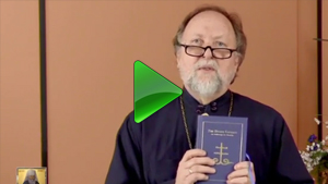 In a series of short video clips, Father Peter Galadza explains the book The Divine Liturgy: An Anthology for Worship.