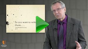 Prof. Vern Redekop