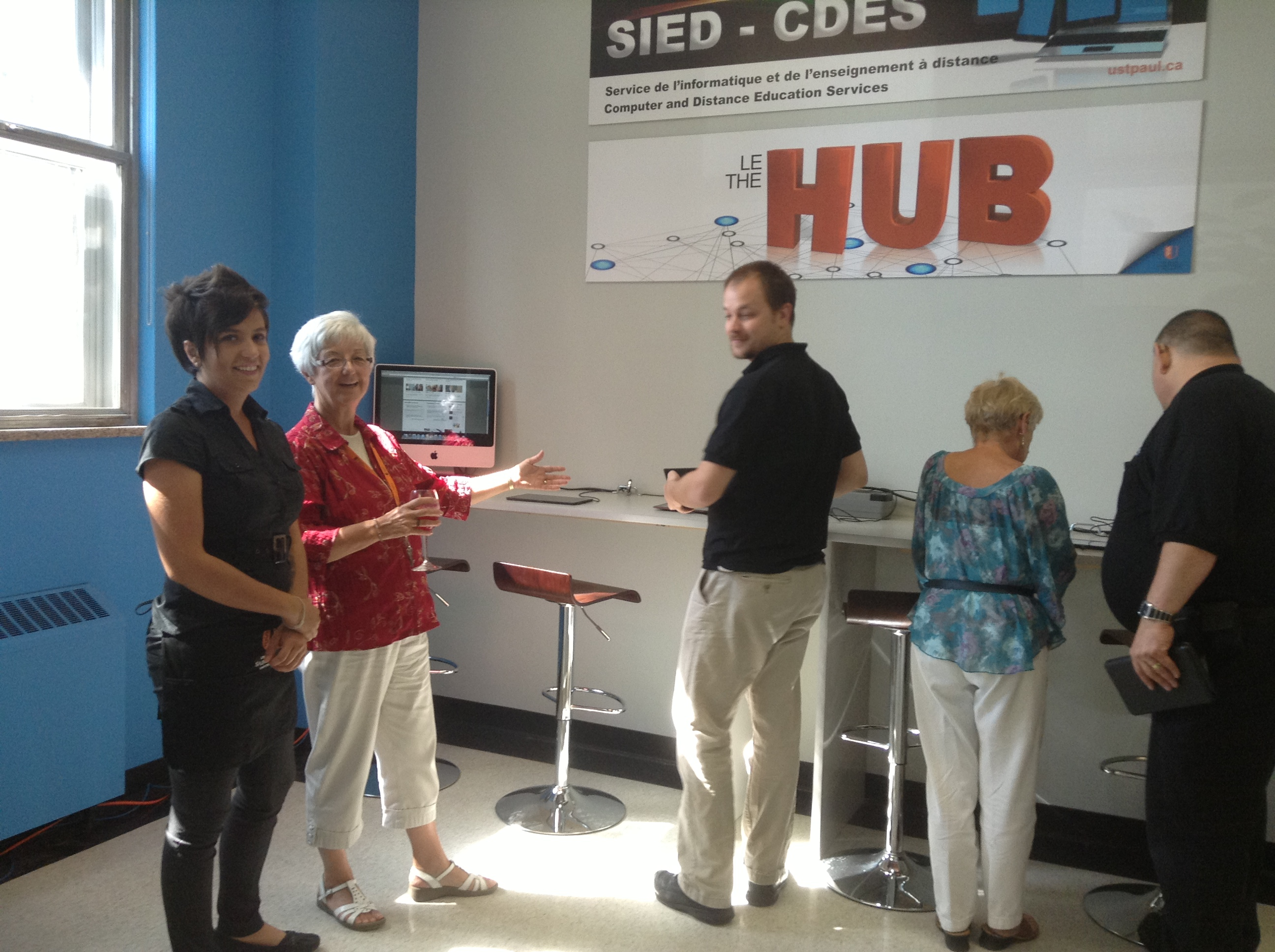 CDES and The Hub Launch