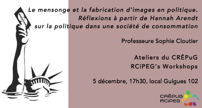 Poster_Mensonge_et_la_Fabrication