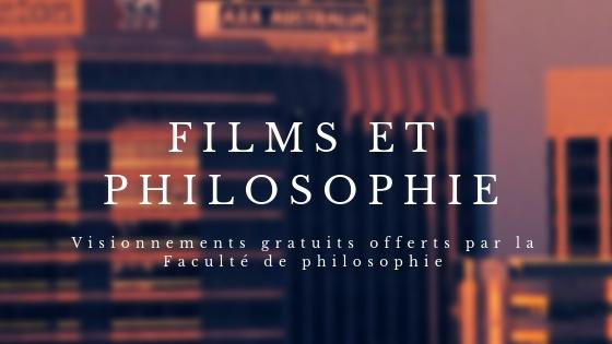 Films et philosophie