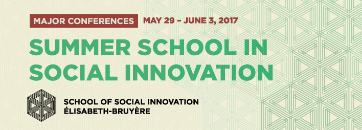 Major Conferences Social Innovation