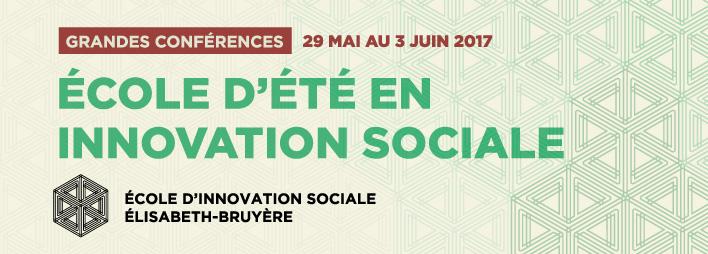 École d'été innovation sociale