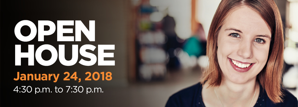 OpenHouse Jan 24 2018