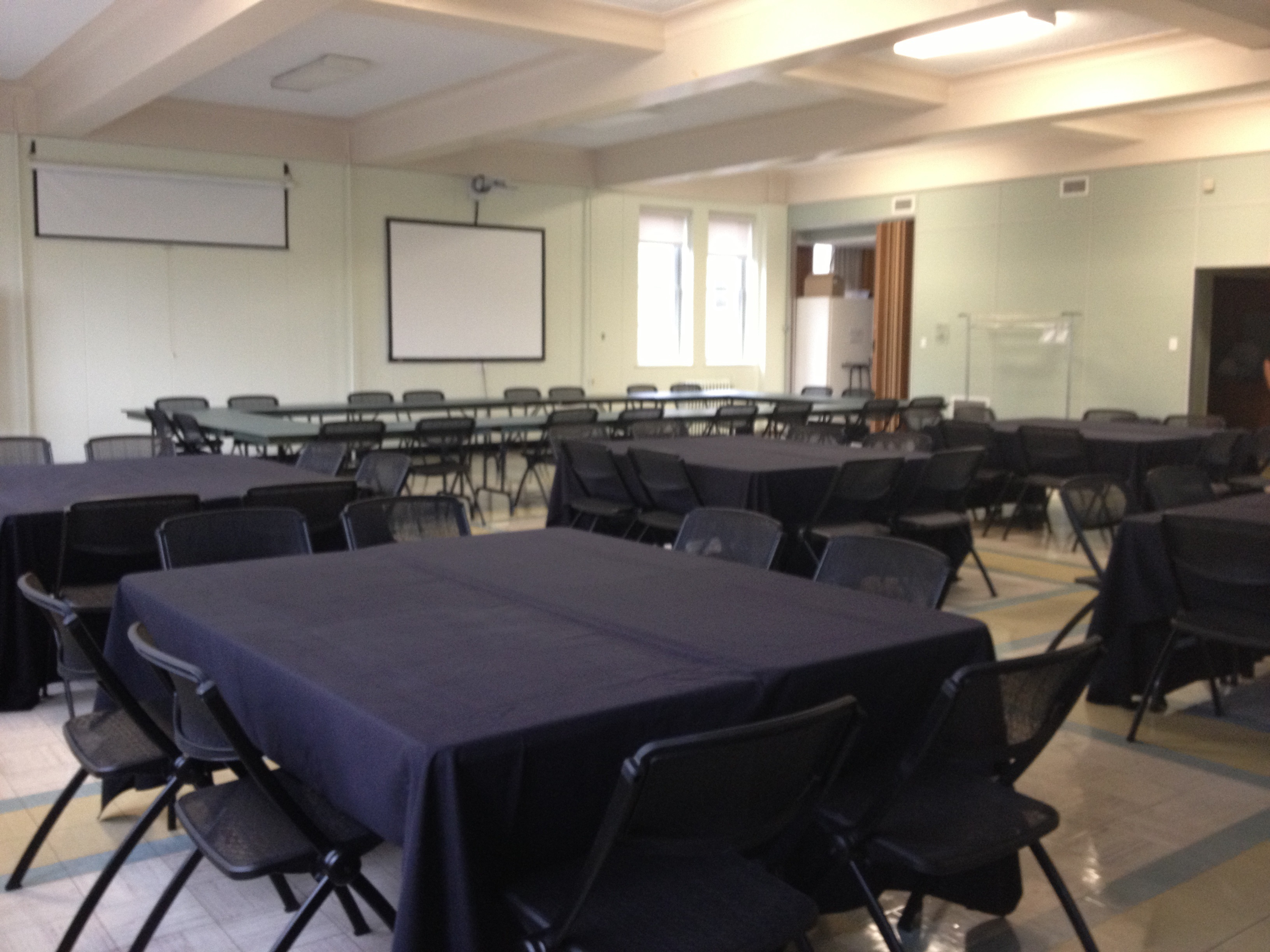 Photo of the Normandin Room