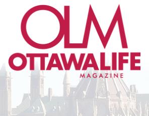 Logo de la Revue Ottawa Life Magazine