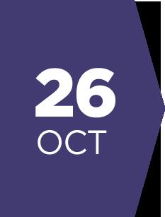 26 october