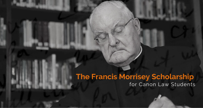 The Francis Morrisey scholarship for cannon lay student