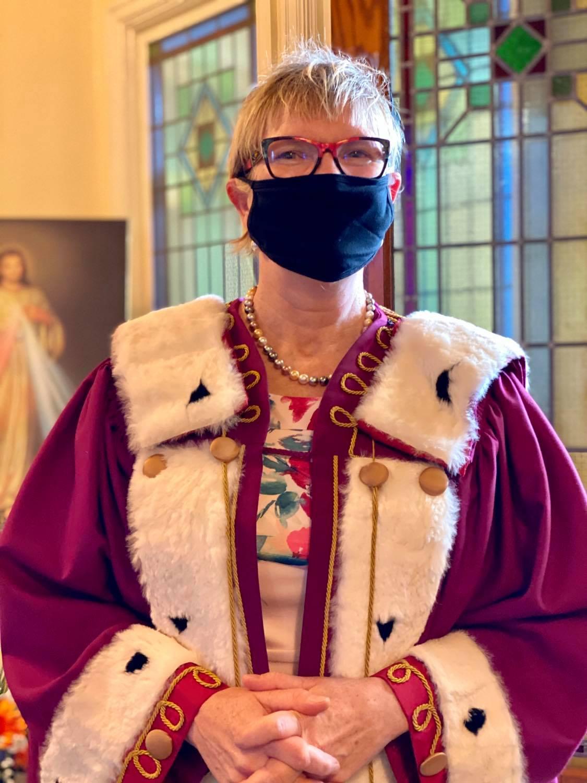 Chantal Beauvais, Rector