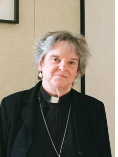 The rev. Dr. Anne quick