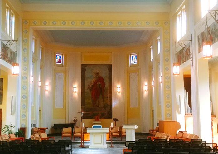 Chapelle de Mazenod