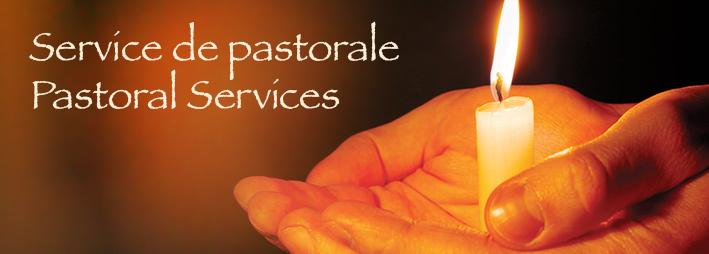 Logo Service de pastorale