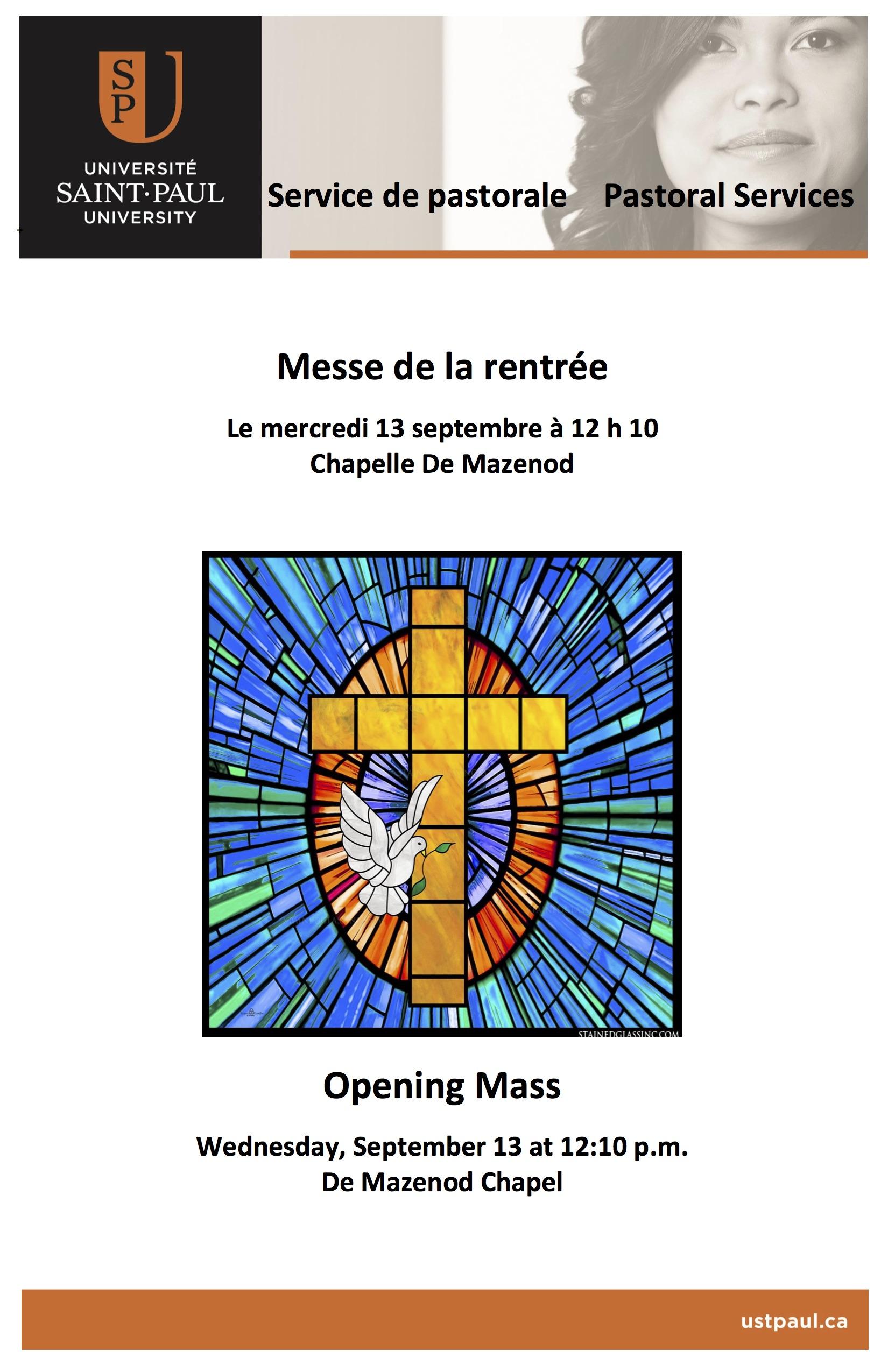 Opening Mass 2017